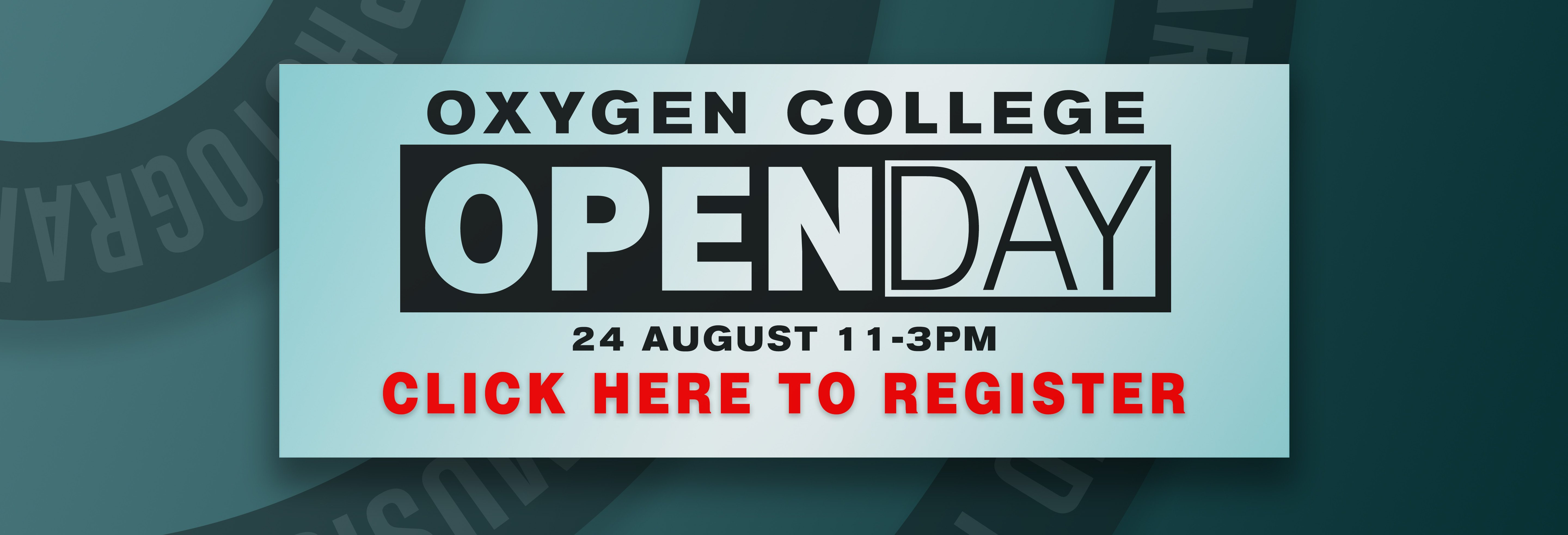 Home page - Click to see what Oxygen College is about! - Oxygen College